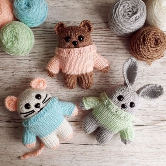 Teddy Boo and Friends  at Makerist - Image 1