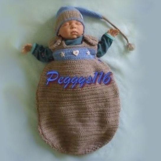 Gigoteuse bébé chez Makerist - Image 1