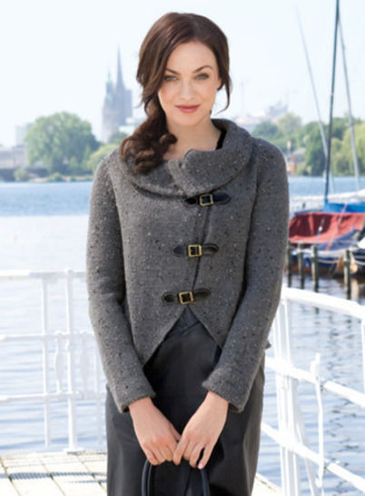 Jacklyn Veste, Cardigan chez Makerist - Image 1
