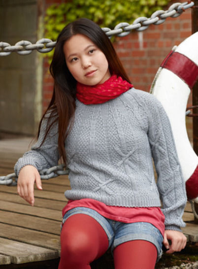Phuong-Anh Pull, Pull-over chez Makerist - Image 1