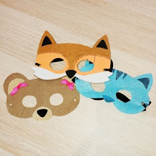 Masques de carnaval - Arlequin chez Makerist - Image 1