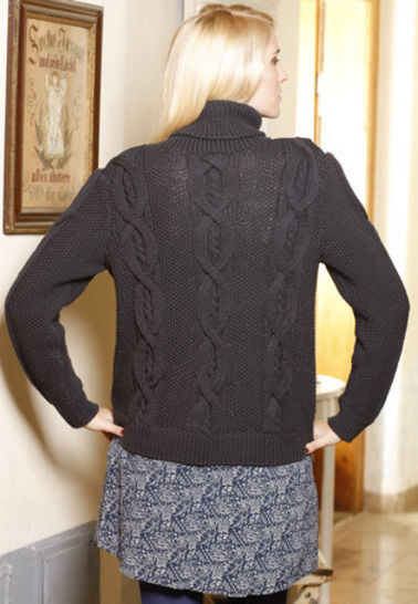 Ashlie Pull, Pull-over chez Makerist - Image 1