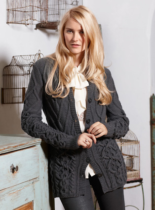 Aphra Cardigan femme - tricot