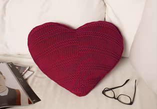 SweetDreams Coussin - tricot