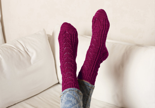 LovelySocks Chaussettes - tricot