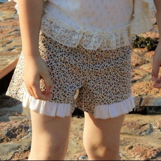 Short Pors Rolland / Patron de couture PDF / 2-10 ans chez Makerist - Image 1