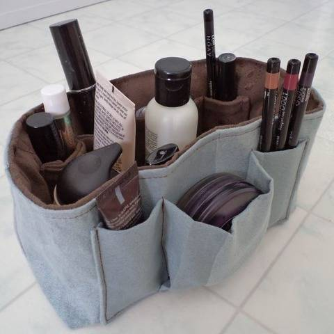 Crafty Cosmetics Caddy
