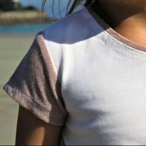 T-shirt / Sous-pull - Patron enfant / 2-10 ans - Pors Nevez chez Makerist