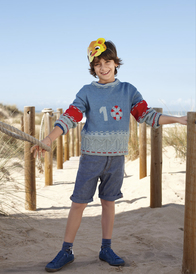 Fred Pull sport enfant - tricot