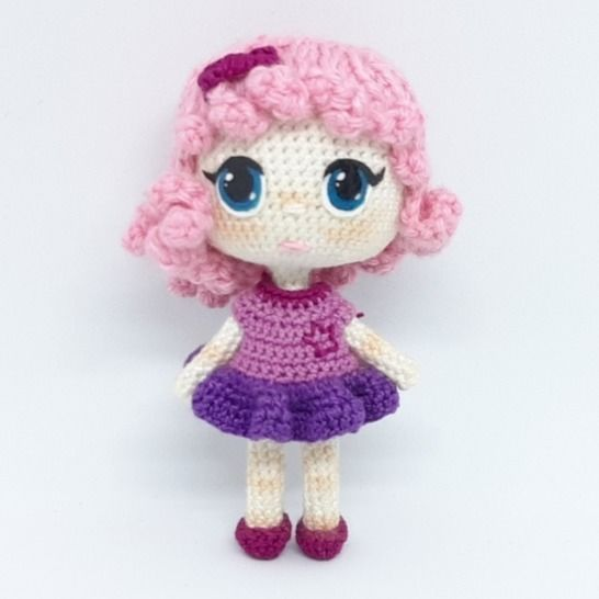 Etsy :: Your place to buy and sell all things handmade #amigurumidoll | 546x546