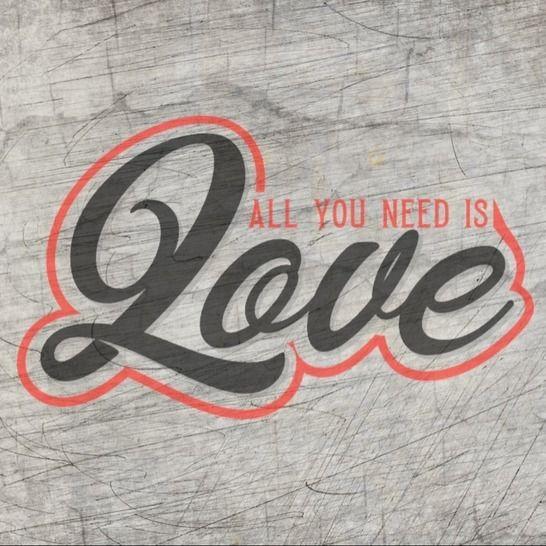 *All you need* Plotterdatei  bei Makerist - Bild 1