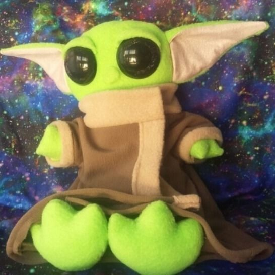 Baby Yoda Plushie at Makerist - Image 1
