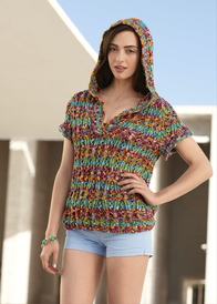 Suzelly Pull, Pull-over
