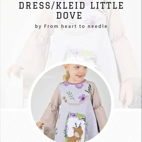 Kleid/Dress Little Dove
