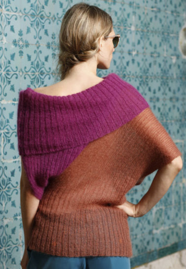 Lamiah Pull, Pull-over chez Makerist - Image 1