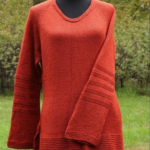 Knit Night Sweater at Makerist