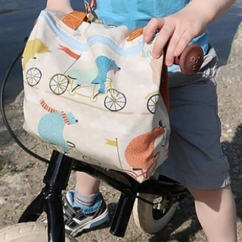 Bike bag pattern