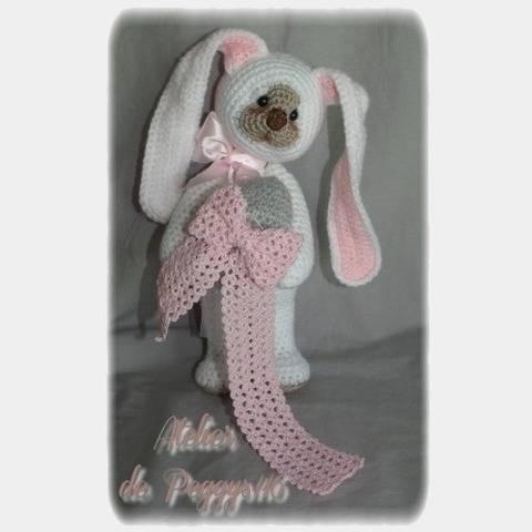 Peuky le lapin de Pâques