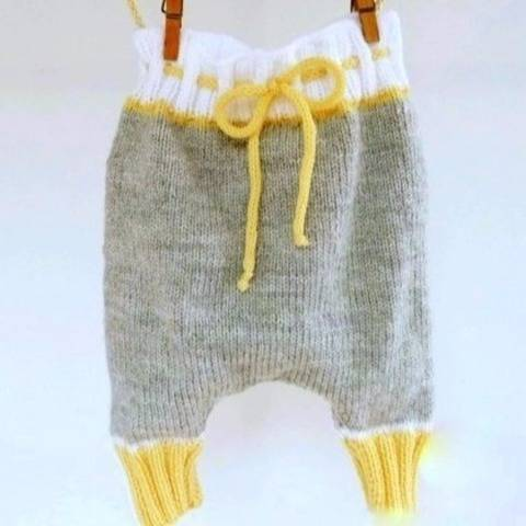 Baby Baggy Pants - No.75E