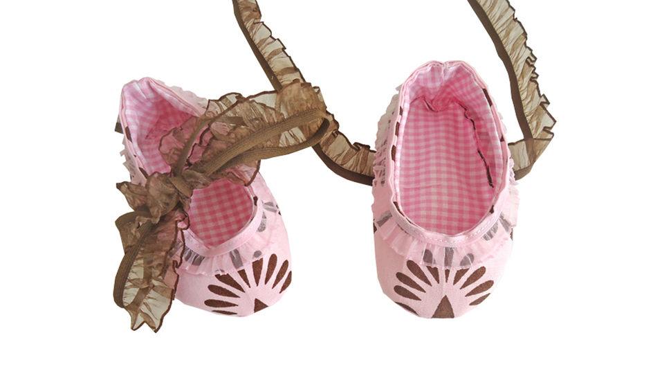 Nähanleitung und Schnittmuster Klio Babyschühchen bei Makerist - Bild 1