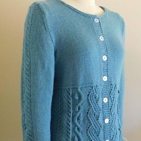 Melk Abbey Cardigan