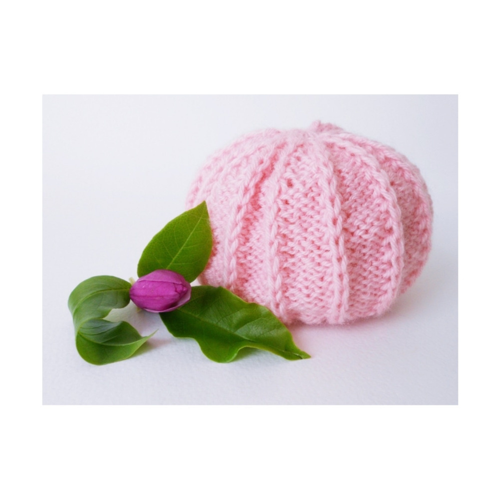 Hawthorn Baby hat