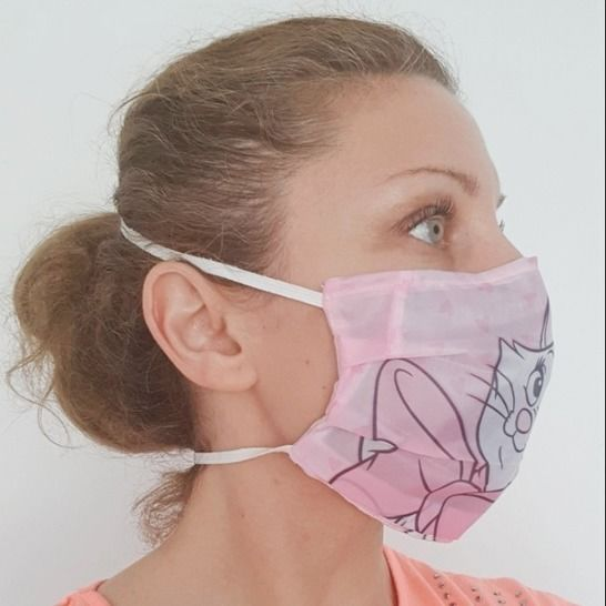 Face mask sewing pattern at Makerist - Image 1