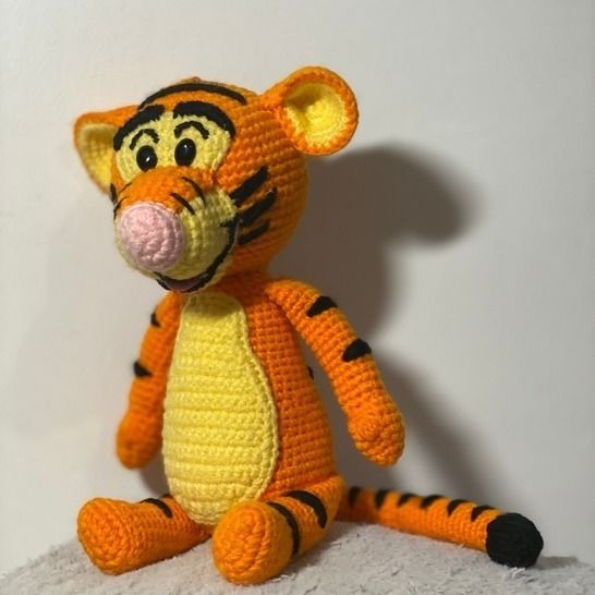 THE POOH BEAR | HOW TO CROCHET | AMIGURUMI TUTORIAL - YouTube | 546x546