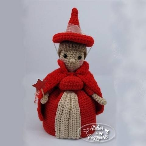 Fairy Doll Red