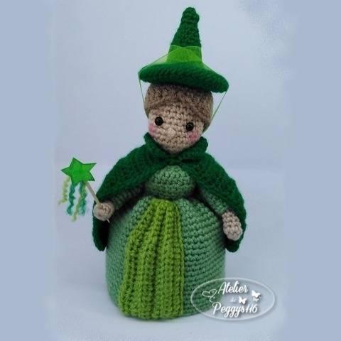 Fairy Doll Green