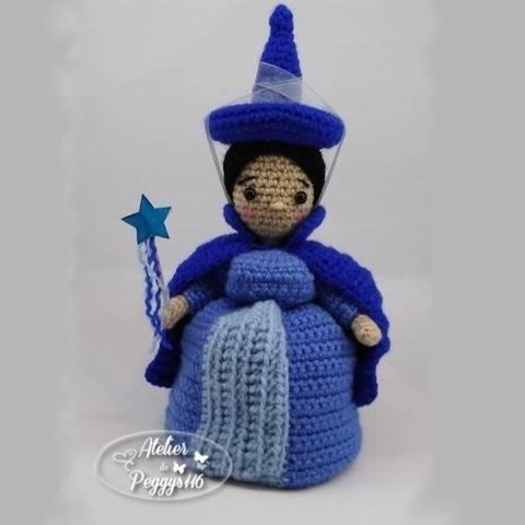 Fairy Doll Blue