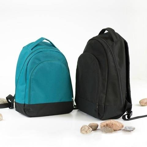 Everyday backpack sewing pattern in 2 sizes
