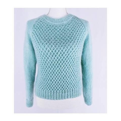 Pull Femme Calypso - Tutoriel tricot