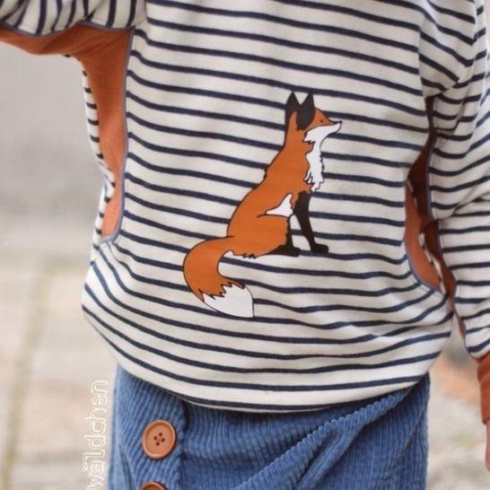 Fuchs #rabaukenliebeheroes bei Makerist - Bild 1