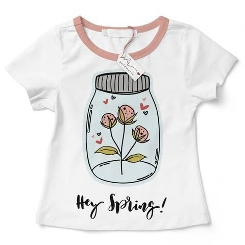 "Frühlings Plotterdatei ""Hey Spring"" | SVG u. DXF"