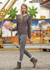 Tonia Pull, Pull-over