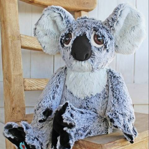 Kwirky Koala Softie Doll