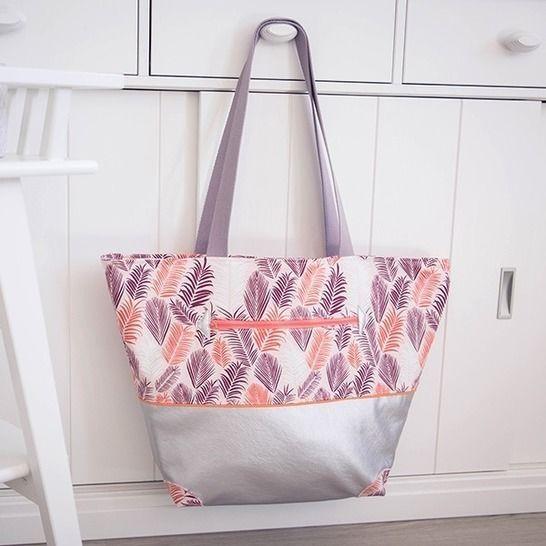 Sasha, the sunny days tote bag (3 different sizes) at Makerist - Image 1