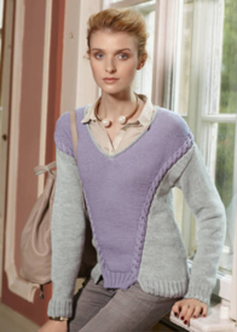 Lucetta Pull, Pull-over
