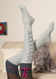 Elina Chaussettes - tricot
