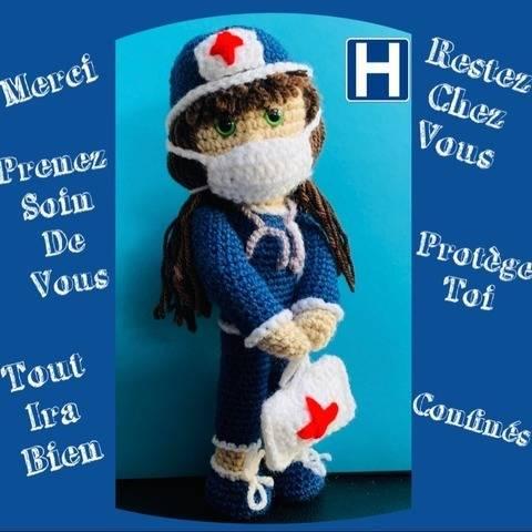 Tuto pdf médecin infirmière crochet
