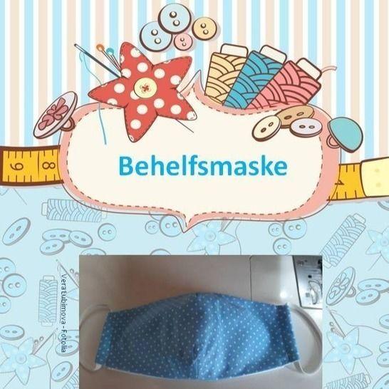 Freebook Behelfsmaske bei Makerist - Bild 1