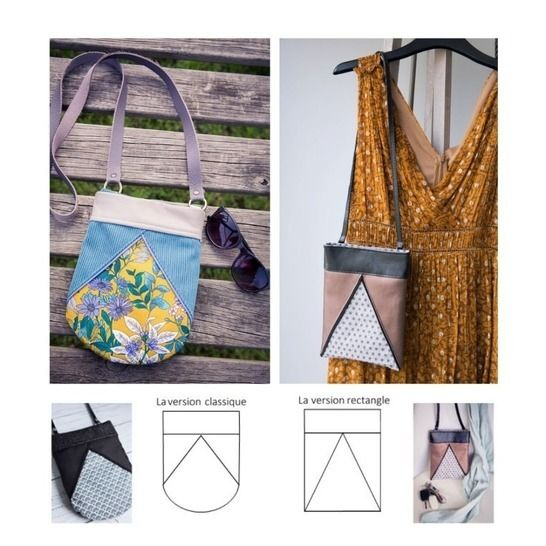 Le sac Emy -taille 1 (2 variations incluses) chez Makerist - Image 1
