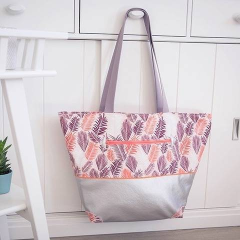 Sasha, the sunny days tote bag (3 sizes)