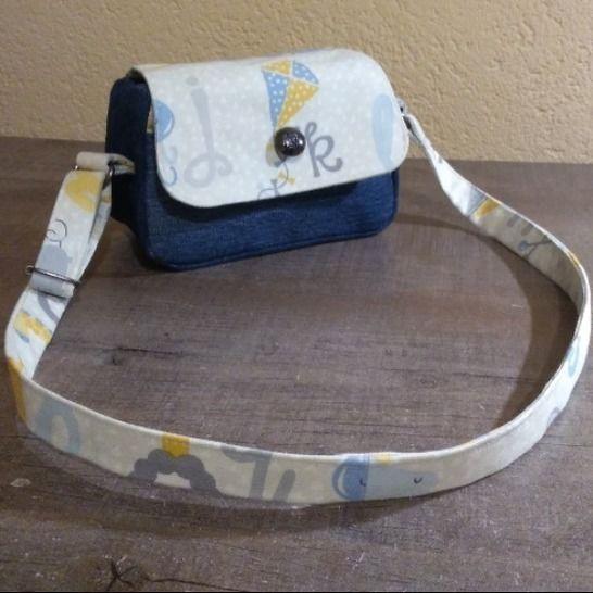 Kid's bag PDF sewing pattern chez Makerist - Image 1