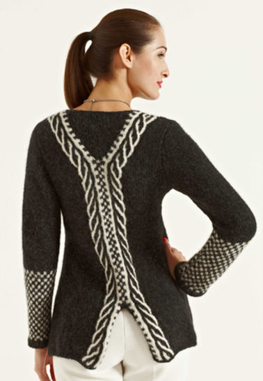 Simina Pull, Pull-over chez Makerist - Image 1
