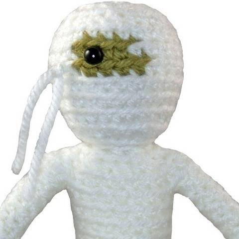 Mummy Crochet Pattern