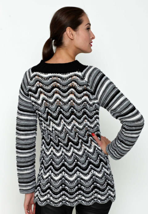 Costanta Pull, Pull-over chez Makerist