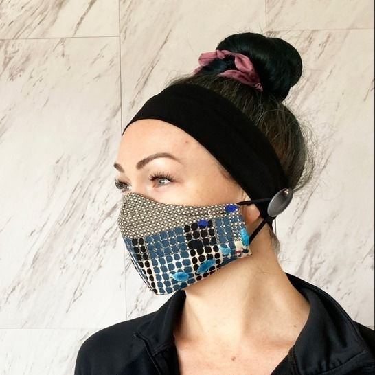 Face Mask Sewing Pattern For Kids & Adults at Makerist - Image 1
