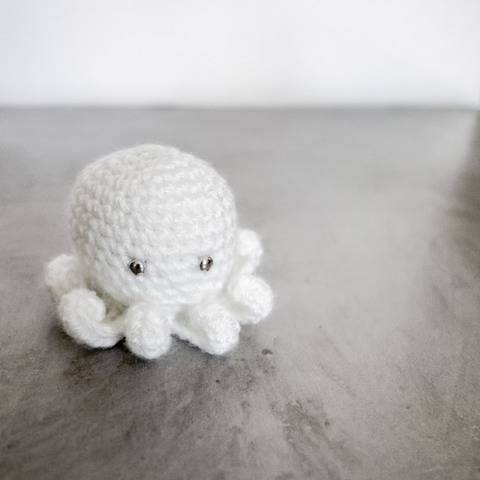 020- The cutest octopus at Makerist